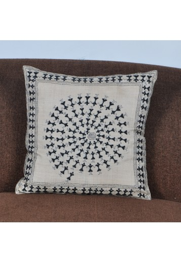 Cushion Cover - Peace Chain ( Set of Two )